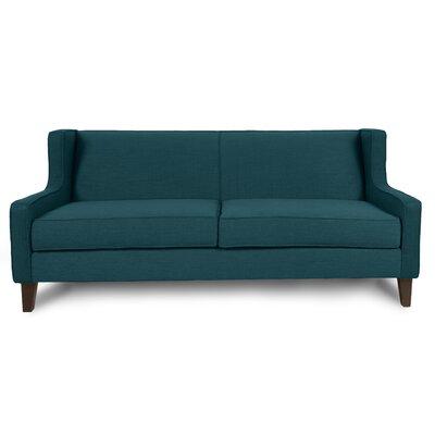 Iman Sofa Upholstery: Azure