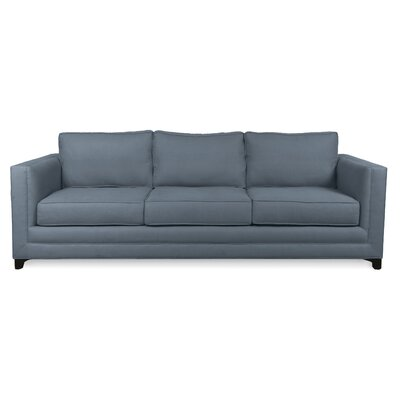 Classic Dexter Sofa Upholstery: Gray