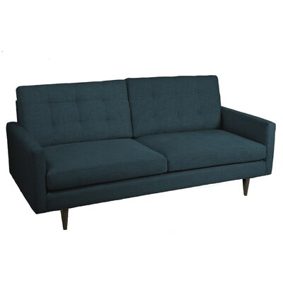 Jdan Sofa Body Fabric: Azure