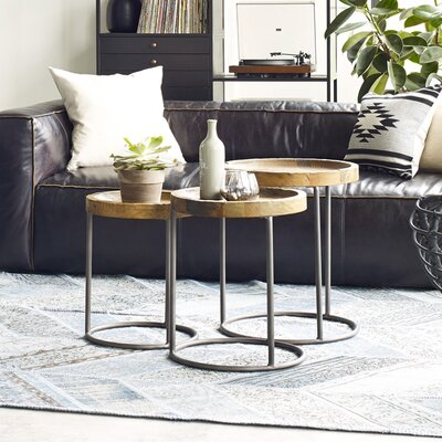 Jackson 3 Piece Nesting Tables