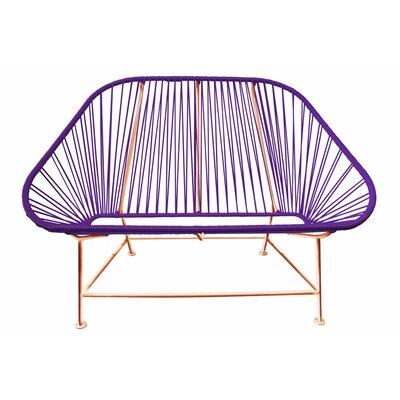 InLove Loveseat Fabric: Purple