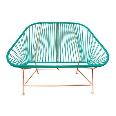 InLove Loveseat Fabric: Turquoise