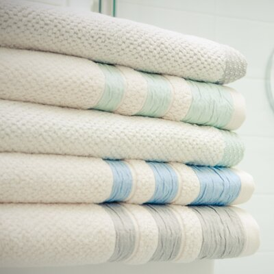 Linen/Cotton 550 grams 3 Piece Towel Set with Single Border