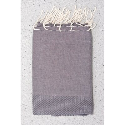 Tunisian Fouta Towels Bath Sheet Color: Light Blue