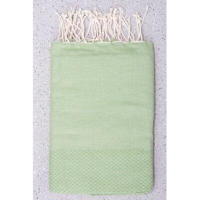 Mili Designs Tunisian Fouta Towels Bath Sheet - Color: Khaki