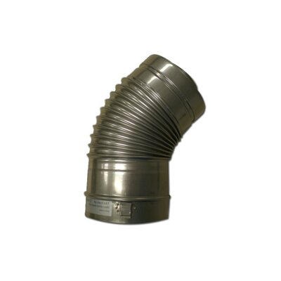Concentric Stainless Steel Venting