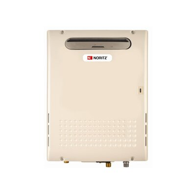 Outdoor Condensing Direct Ventilation Tankless Water Heater