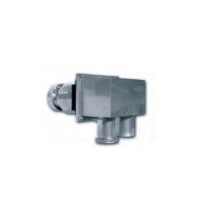 Direct Vent Short Termination for Wall Size: 5