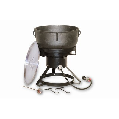 King Kooker® Tall Jambalaya Outdoor Cooker - Size: 10 Gallon at Sears.com