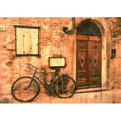 Italiano Osteria Photographic Print Size: 22.5 x 16