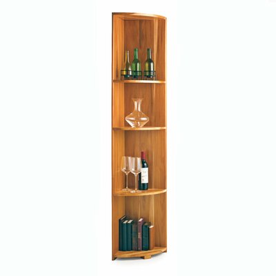 Nfinity Floor Wine Rack Finish: Natural