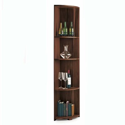 Nfinity Floor Wine Rack Finish: Dark Walnut