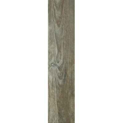 Fence 8 x 36 Porcelain Field Tile in Country Morgan