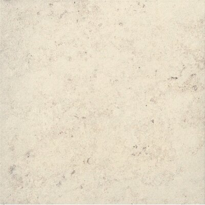 Trace 18 x 18 Porcelain Field Tile in Mineral White