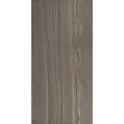 Travel Amazonian Bark 18 x 36 Porcelain Wood Look Tile in Gray