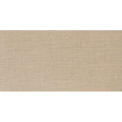 Mako 12 x 24 Porcelain Wood Tile in Linen Beige