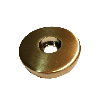 Faucet Base Plate Finish: Brushed Gold