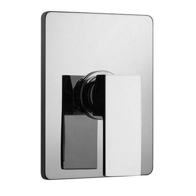 J12 Bath Series Pressure Balanced Valve Body and Trim Finish: Polished Chrome