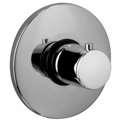J16 Bath Series High Flow Stop Valve and Flow Control Valve Body and Trim Finish: Polished Nickel