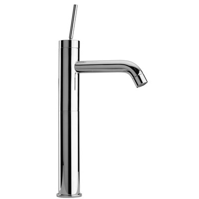 J16 Bath Series Single Joystick Lever Handle Tall Vessel Sink Faucet Finish: Polished Chrome