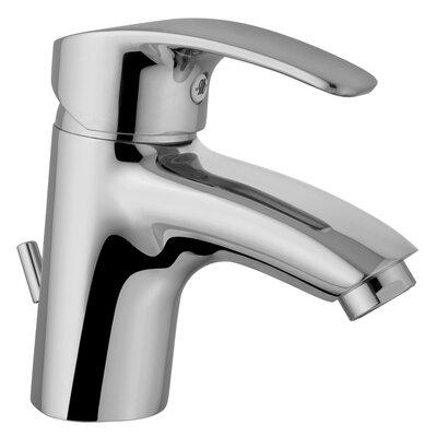 J18 Bath Series Traditional Single Lever Handle Bathroom Faucet Finish: Polished Chrome