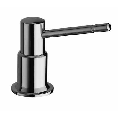 J25 Kitchen Series Single Hole Under Counter Soap Dispenser Finish: Polished Chrome