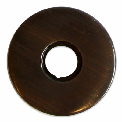 Jewel Accessory Series Solid Brass Faucet Base Plate for Three Hole Application Finish: Oil Rubbed Bronze