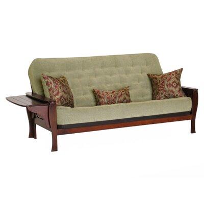 Big Tree Furniture Ella Futon Frame and Mattress with 3 Pillows at Sears.com