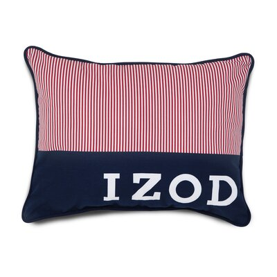 Varsity Stripe Pinstripe Throw Pillow