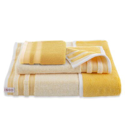 Oxford Wash Cloth Color: Daffodil