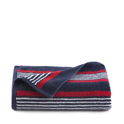 Racer Stripe Bath Towel