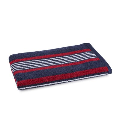 Racer Stripe Hand Towel
