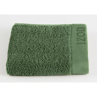 Classic Egyptian Wash Cloth Color: Stone Green