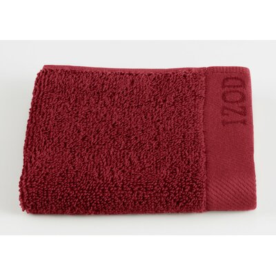 Classic Egyptian Wash Cloth Color: Pompei Red