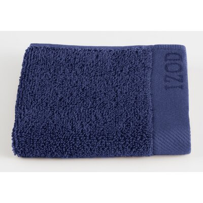 Classic Egyptian Wash Cloth Color: Dress Blue