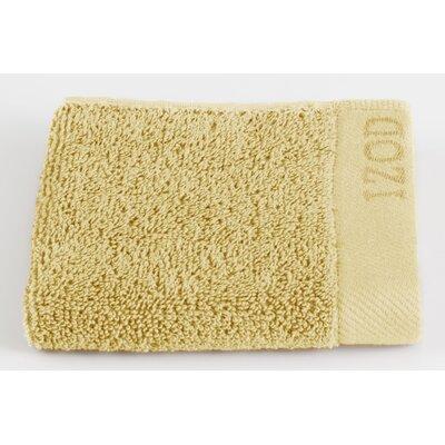 Classic Egyptian Wash Cloth Color: Lemon