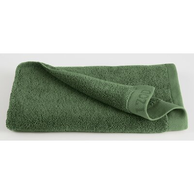 Izod Classic Egyptian Hand Towel - Color: Stone Green