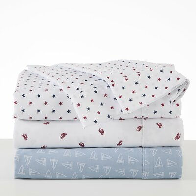 Lobster Sheet Set Size: Twin