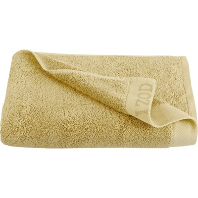 Classic Egyptian Bath Towel Color: Lemon