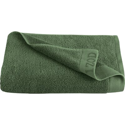 Classic Egyptian Bath Towel Color: Stone Green