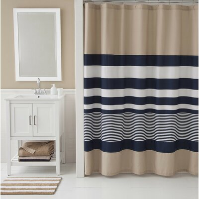 Lorilee Stripe Shower Curtain