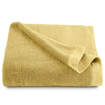 Classic Egyptian Bath Sheet Color: Lemon
