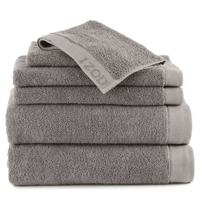 Classic 6 Piece Towel Set Color: Wet Weather