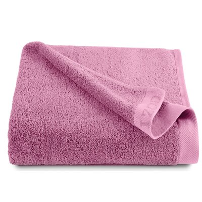 Classic Egyptian Bath Sheet Color: Pink