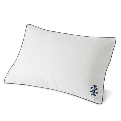 Anti-Allergen/Anti-Microbial Garnetted Polyfill Standard Pillow