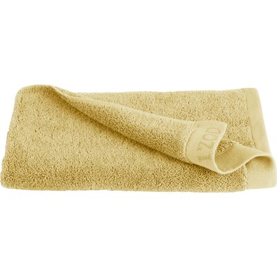 Classic Egyptian Hand Towel Color: Lemon