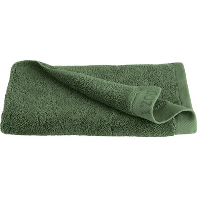 Classic Egyptian Hand Towel Color: Stone Green