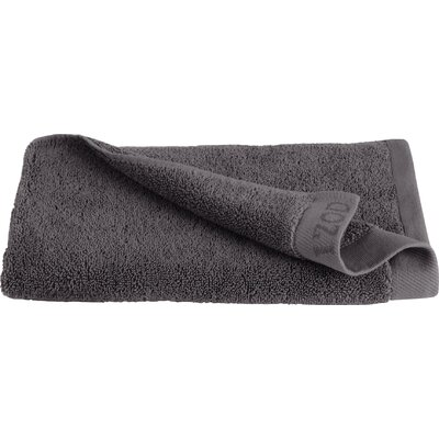 Classic Egyptian Hand Towel Color: Night Gray