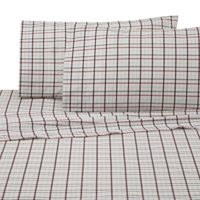 Carter 225 Thread Count Sheet Set Size: Queen