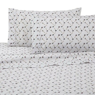 Oars Sheet Set Size: Queen